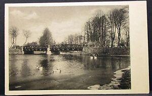 East-Prussia-Cinderella-Mazury-Old-Ak-Postcard-Y-3115