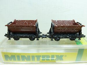 Nouvelle-Boutique-Minitrix-Wagon-de-Marchandises-13252