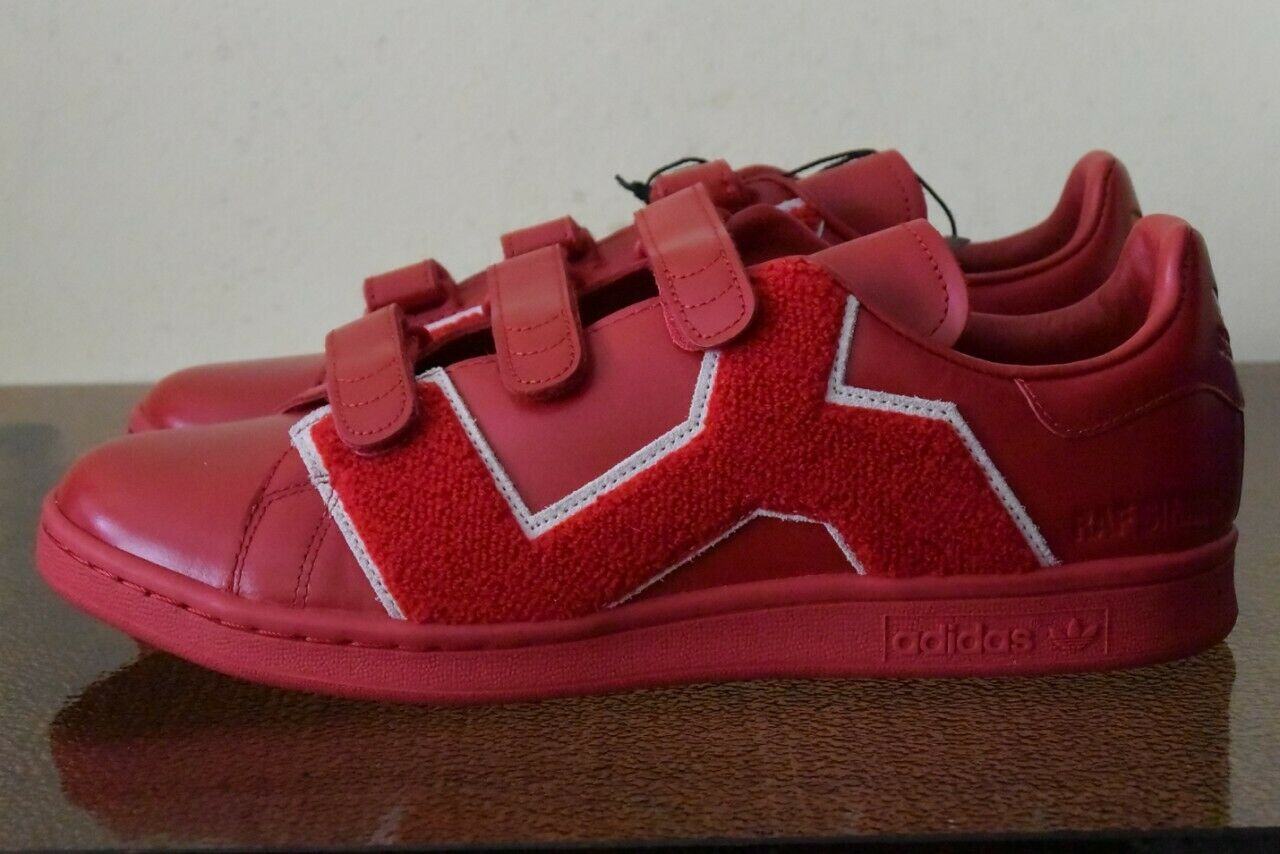 Adidas raf simons Stan Smith Comfort rojo cortos bb6887