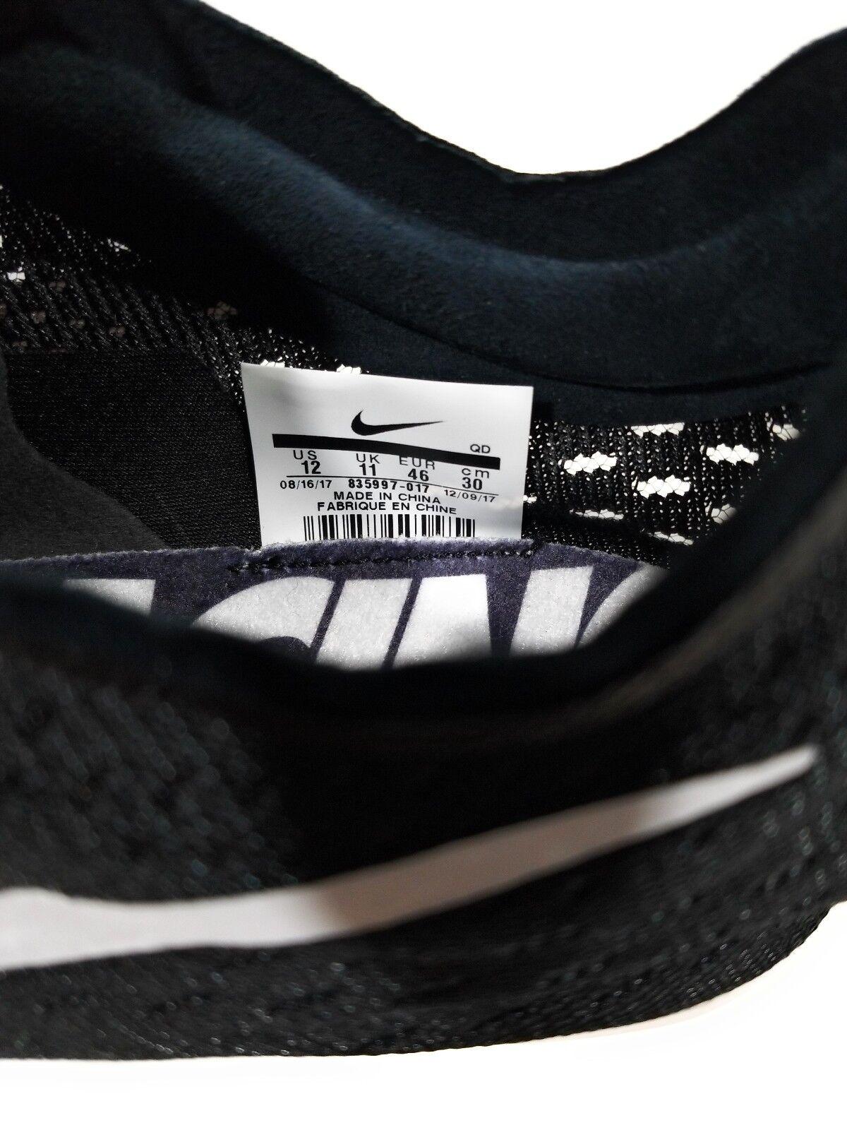 best website 50d10 ec483 ... Nike Nike Nike Zoom Victory 3 Mens Track Spikes Black White Size 12  0a109a