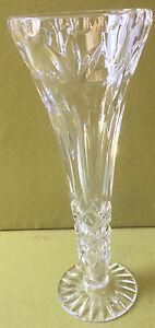 Vase Cristal Cisele Forme Evasee 24 Cm Z0xm136l-08005101-560743132