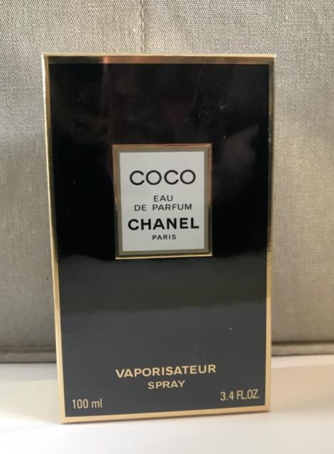 COCO Eau de Parfum Chanel Paris Vaporisateur Spray 3.4oz Women *FREE SHIPPING*
