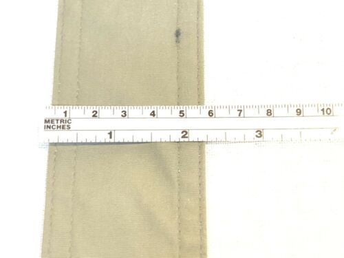 NEW REPLACEMENT BELT US MILITARY USMC ISSUE COAT ALL WEATHER TAN TRENCH OVERCOAT