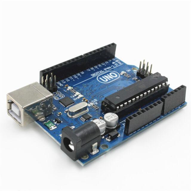 UNO R3 ATmega328P ATmega16U2 Carte de développement USB pour Arduino +USB Câble