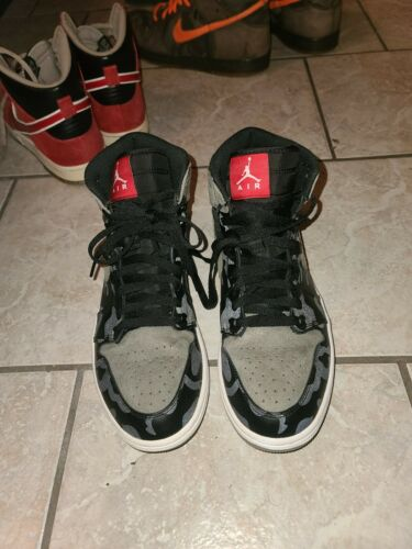 Nike Air Jordan 1 Retro High OG Camo 3M Shadow Gre