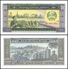 Laos 100 Kip, 1979, P-30, UNC