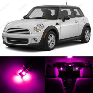 Image Is Loading 11 X Pink Purple LED Lights Interior Package
