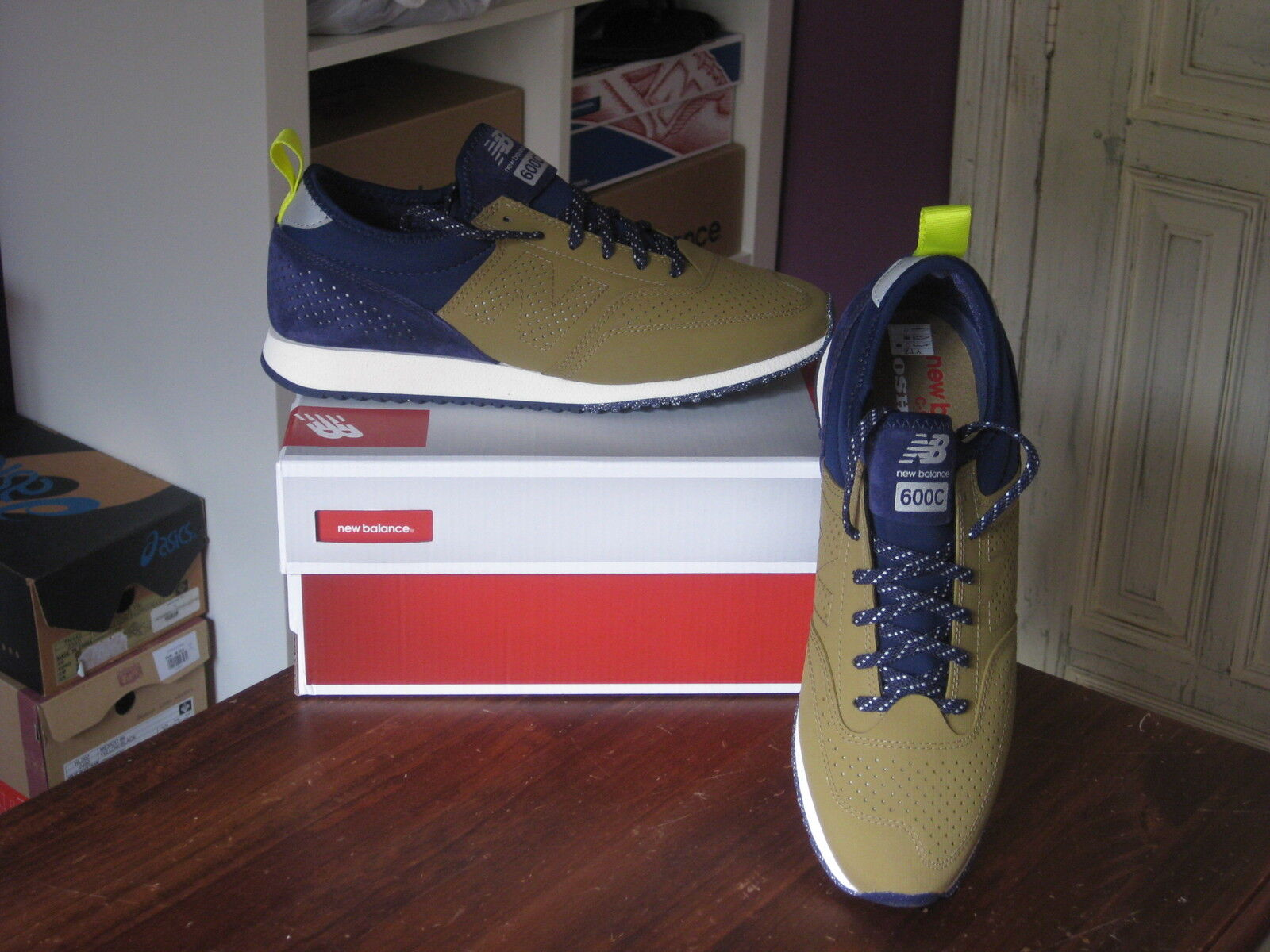 nouveau   cm600cbp paniers by oshhomme's japan uk8 limited chaussures