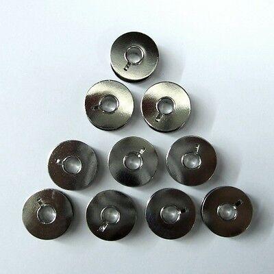 Bernina Metal Bobbins Pack of 10 by Bernina