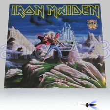 "IRON MAIDEN ""RUNNING FREE - RUN TO THE HILLS"" RARE LP 1990 ITALY - SEALED"