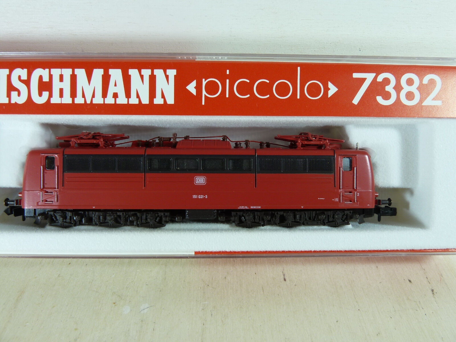 Vemos Fleischmann pista n br151 e-llok 7382