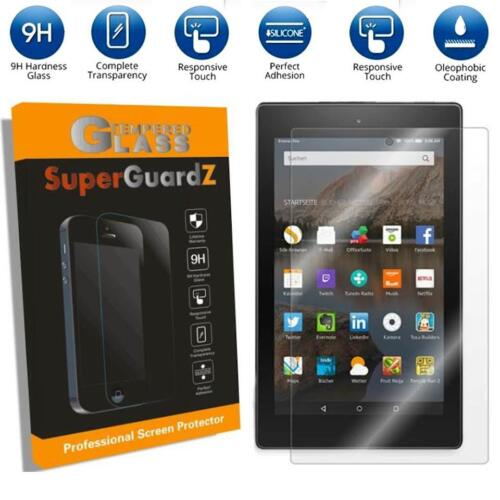 4th Gen, 2014 Tempered Glass Screen Protector Guard For Amazon Fire HD 7/""