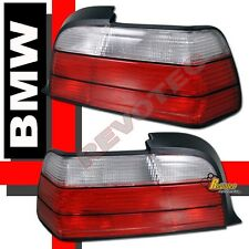 92-98 BMW 3-Series E36 2Dr Coupe Convertible Tail Lights 1 Pair