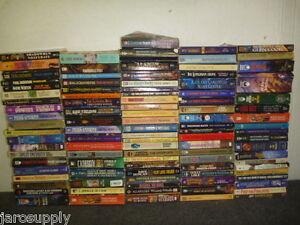 Lot-of-20-Fantasy-Magic-Vintage-Dragon-TOLKIEN-Rare-Books-Paperback-MIX-UNSORTED