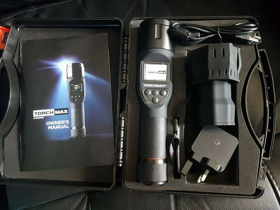 TorchMax G100HD  Inspection Flashlight With Built In Camera  offering store