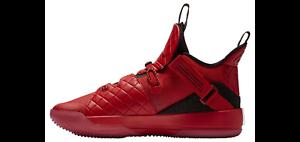 544635ebb531 Nike Air Jordan XXXIII PF 33 University Red Black Men Basketball ...
