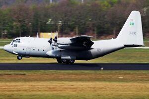 Jfc130012 1/200 Suédois Force Aérienne Lockheed Tp84 Hercules (c-130) 84008 W /