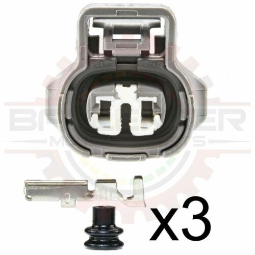 Backup Lights 90980-11250 2 Way Connector Plug for Toyota Transfer Case