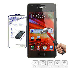 For Samsung Galaxy S2 i9100 Ultra Slim Premium Tempered Glass Screen Protector
