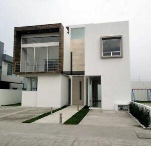 Casa Nueva en Exclusivo Residencial Metepec