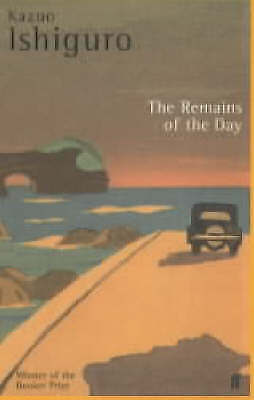 Remains of the Day by Kazuo Ishiguro (Paperback, 1990)