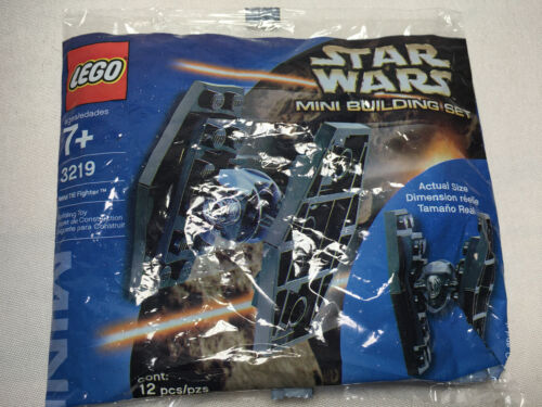 LEGO Star Wars 3219 MINI TIE FIGHTER NEW SEALED