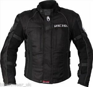 Richa-Magnum-Textile-Motorcycle-Motorbike-Jacket-clearence-Size-XL