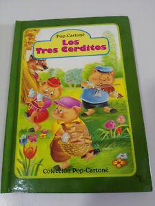 LOS-TRES-CERDITOS-CUENTOS-INFANTILES-DESPLEGABLE-POP-CARTONE-LIBRO-TAPA-DURA