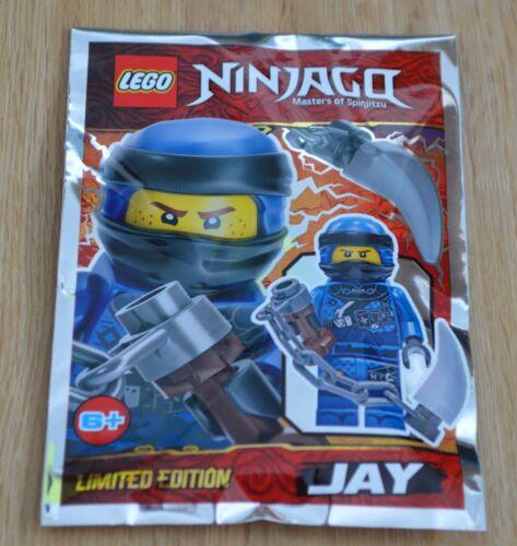 LEGO Minifiguren LEGO Bau- & Konstruktionsspielzeug Lego® Ninjago™ Limited Edition Minifigur Jay Neu & OVP 2019