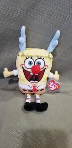 Ty Beanie Baby SpongeBob SleighRide from SpongeBob Squarepants New & Retired