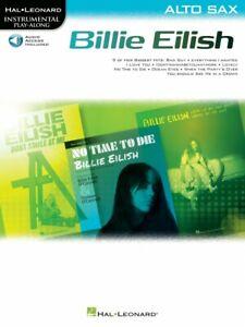 Billie-Eilish-Alto-Sax-Instrumental-Play-Along-Pack-Instrumental-NEW-000345650