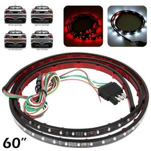 60-034-Tailgate-LED-Strip-Lights-Rear-Turn-Signal-Reverse-Brake-Car-Trunk-Light-UK
