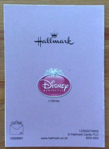 Disney Princess Thank You Cards 3 Of Each Design Party Invitations