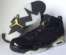 0dedd579a46 item 5 Nike Air Jordan Flight Club  91 Shoes Black Gold White 555475-031  Size 12 🔥 -Nike Air Jordan Flight Club  91 Shoes Black Gold White  555475-031 Size ...