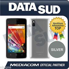 Smartphone MEDIACOM PhonePad Duo B400 GRIGIO/ARGENTO/SILVER M-PPBB400 Dual Sim