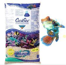 CaribSea Arag-alive 20lb Special Grade Reef Sand Fiji Pink