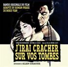 J'irai Cracher Sur Vos Tombes 3299039944325 by Alain Goraguer CD
