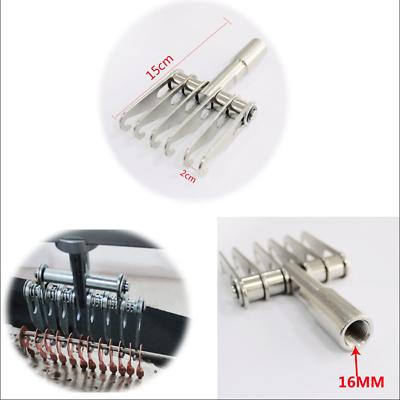 Car Body 6 Finger Dent Repair Puller Claw Hook For Slide Hammer Tool 16mm Thread