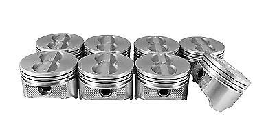 Silv-O-Lite Pistons for 1971-95 Chevy 350 5.7L V8 Oversize 20 Set Of 8