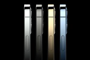 Apple iPhone 12 Pro 128/256/512GB Graphite Pacific Blue Silver Gold Unlocked