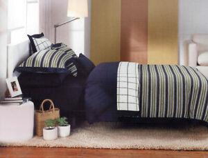 Sullivan Duvet   Doona Quilt Cover Set by Loft   250TC   Pure Cotton   King