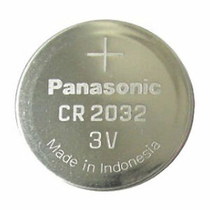panasonic cr 2032 3v  Panasonic CR2032 3-Volt Battery for sale online | eBay