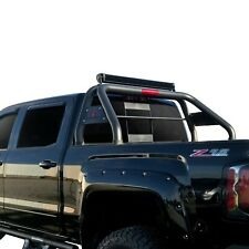 For Chevy Colorado 2015 2019 Black Horse Rb003bk Roll Bar For Sale