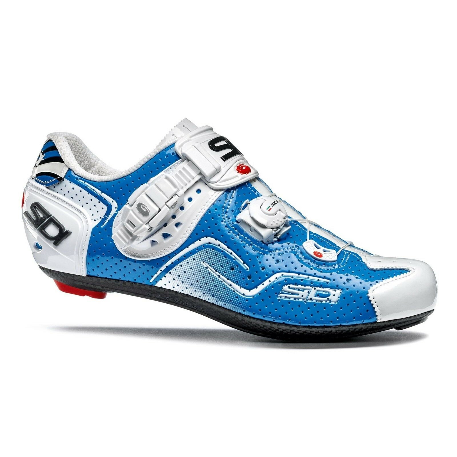 SIDI Kaos Air Road Schuhes Cycling Schuhes Bike Bicycle Schuhes Road Blau/Weiß Größe 36-46 EUR 9a76d7