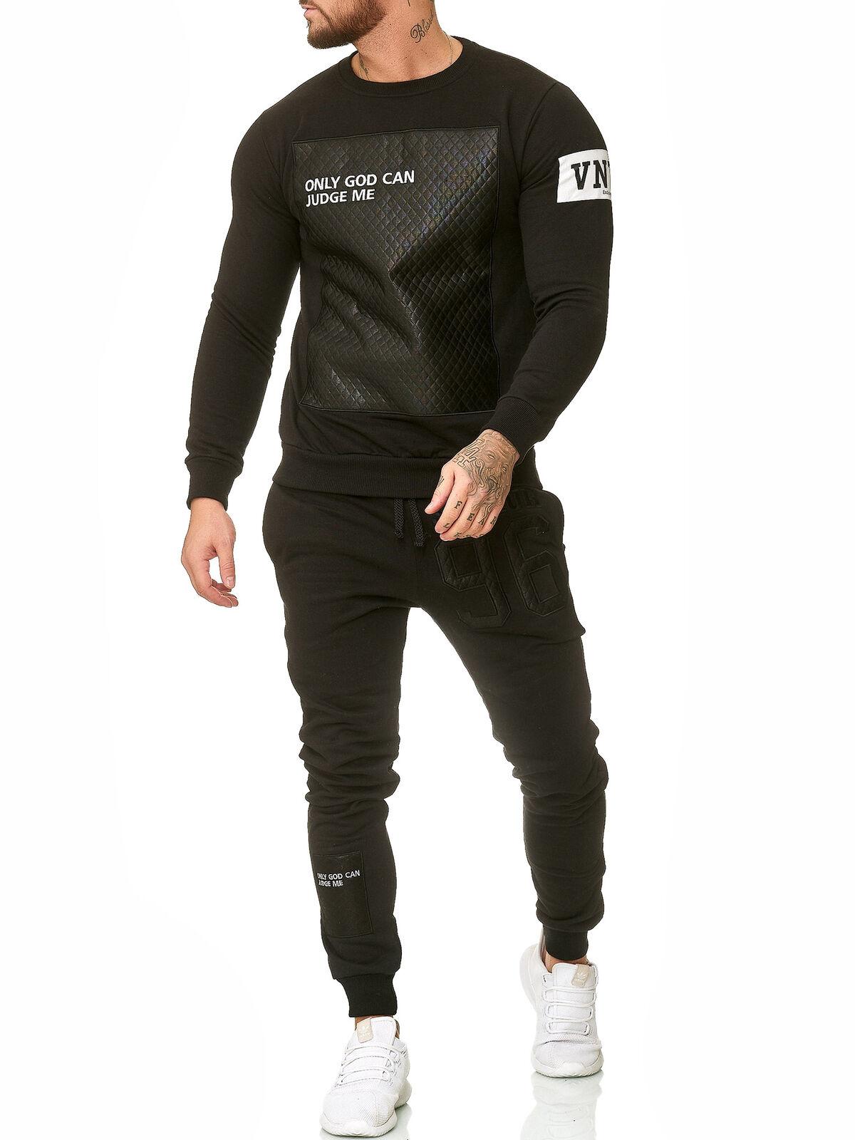 Jogging Suit Sports Suit Tracksuit Fitness Shakur Men's