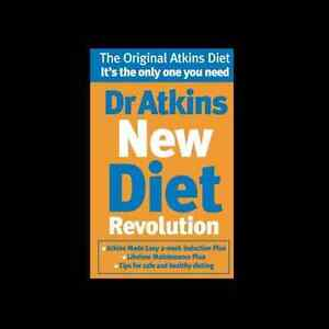 Image Is Loading The Dr Robert Atkins New Diet Revolution A