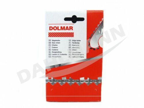 """DOLMAR Vollmeißel Sägekette 3//8/"""" 38 cm für DOLMAR 109"""