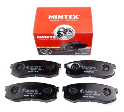 Mintex Essieu Arrière Plaquettes De Frein Pour Mitsubishi Toyota MDB1696 envoi rapide