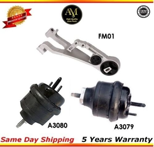 FM01 Engine Mount Ford Freestyle 500 05-07 3.0L 3079 3080
