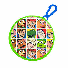 PVC Front Choose Design Round Coin Wallet // Purse /& Clip Children/'s Gift